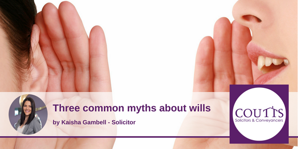 Wills myths