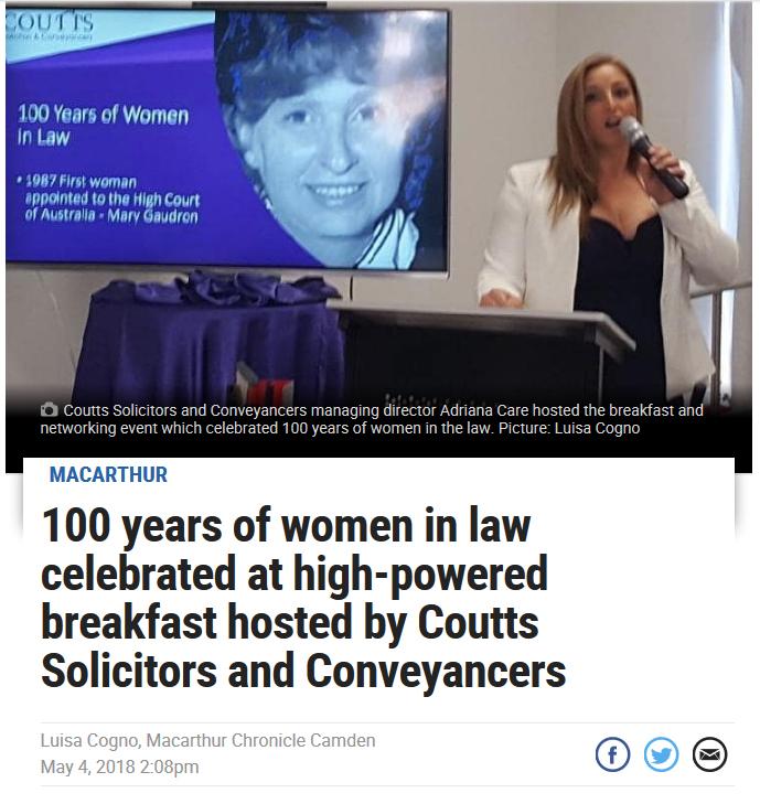 100 Years Women In Law - Daily Tele.jpg