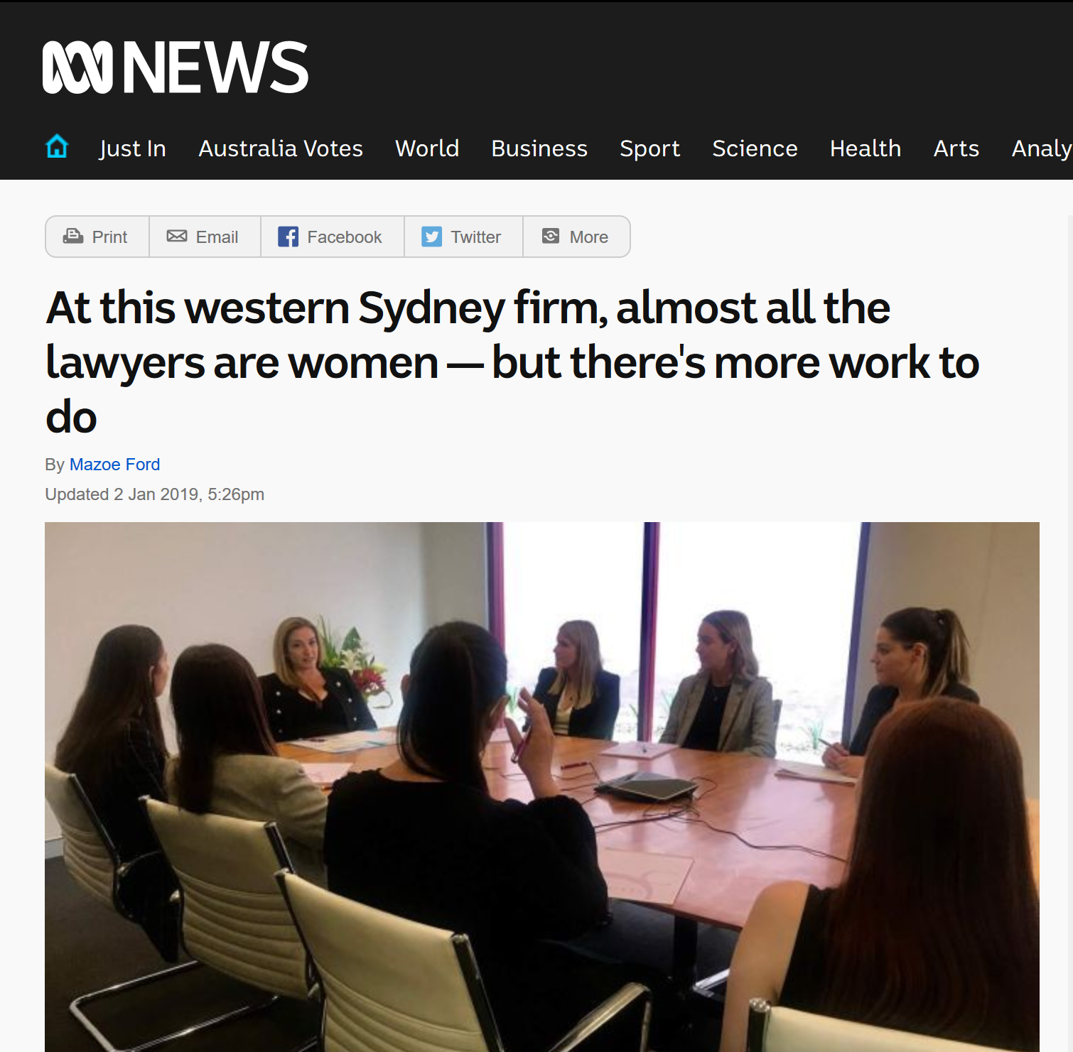 The firm where 94 per cent of lawyers are women.png