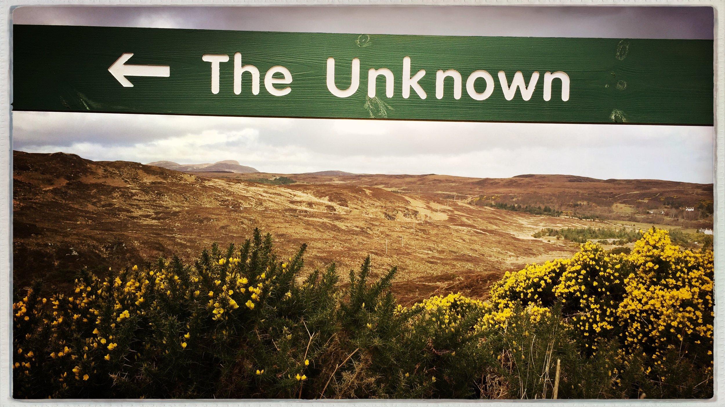 Toward the Unknown, Scotland by Jim Richardson