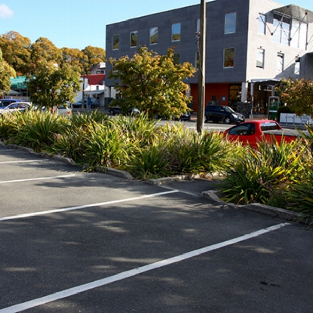Low impact design (LID) review for Tasman and Nelson conducted by Morphum Environmental with Landcare Research.