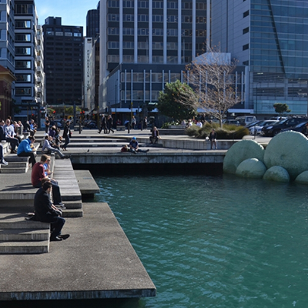 Wellington's urban water management: the hidden impacts of a dry spell | Morphum Environmental