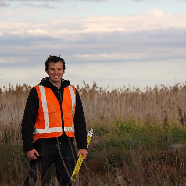 Stuart Joyce, Australian manager at Morphum Environmental, has been named finalist for the Young IPWEA Emerging Leader Award.