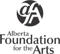 Thanks to the Alberta Foundation for the Arts for supporting my book!