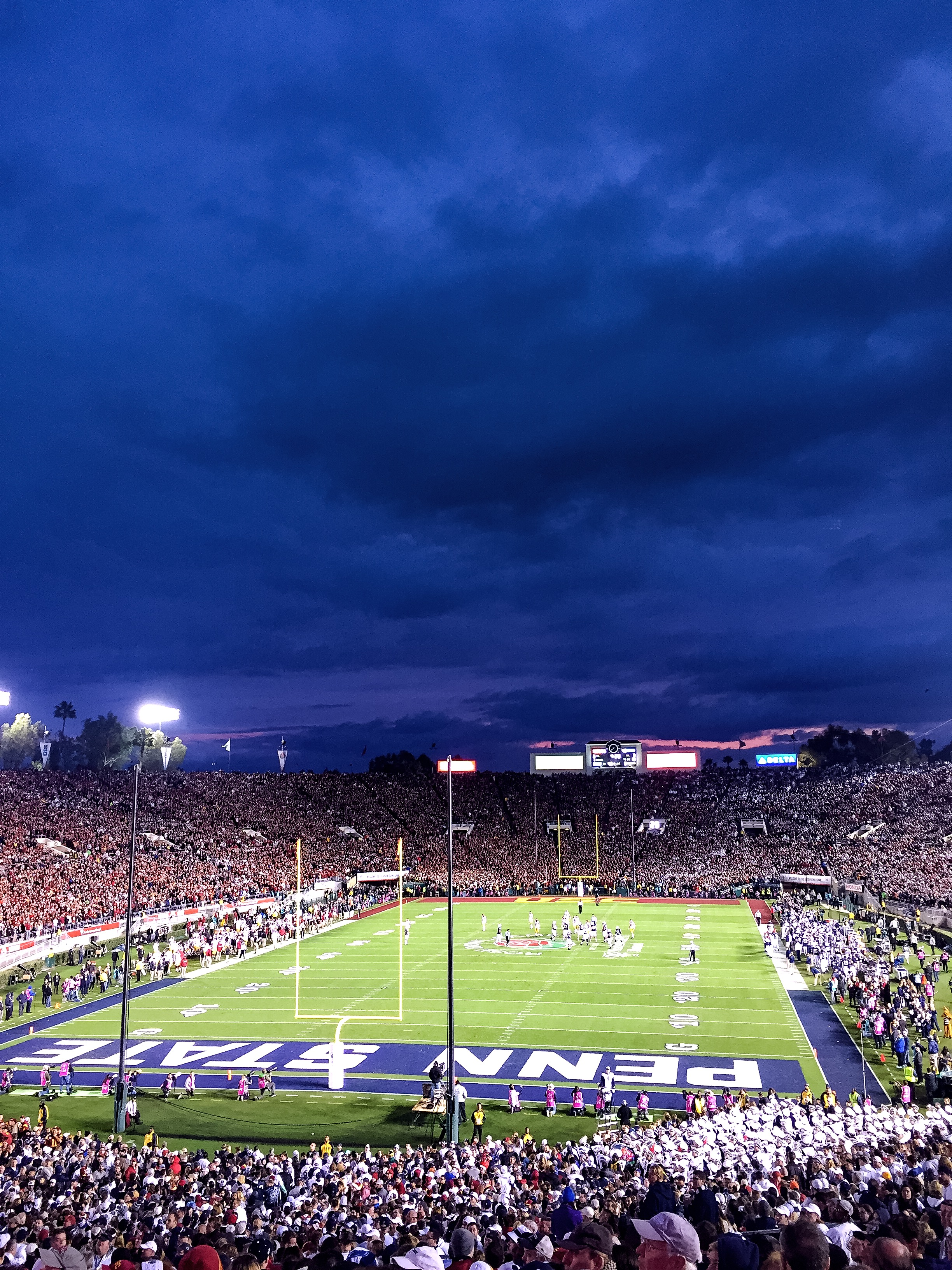 Rose Bowl Stadium -Pasadena, CA