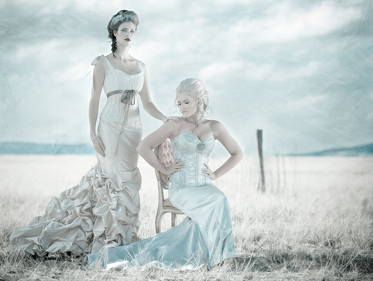 Fashion photography for clothing designer