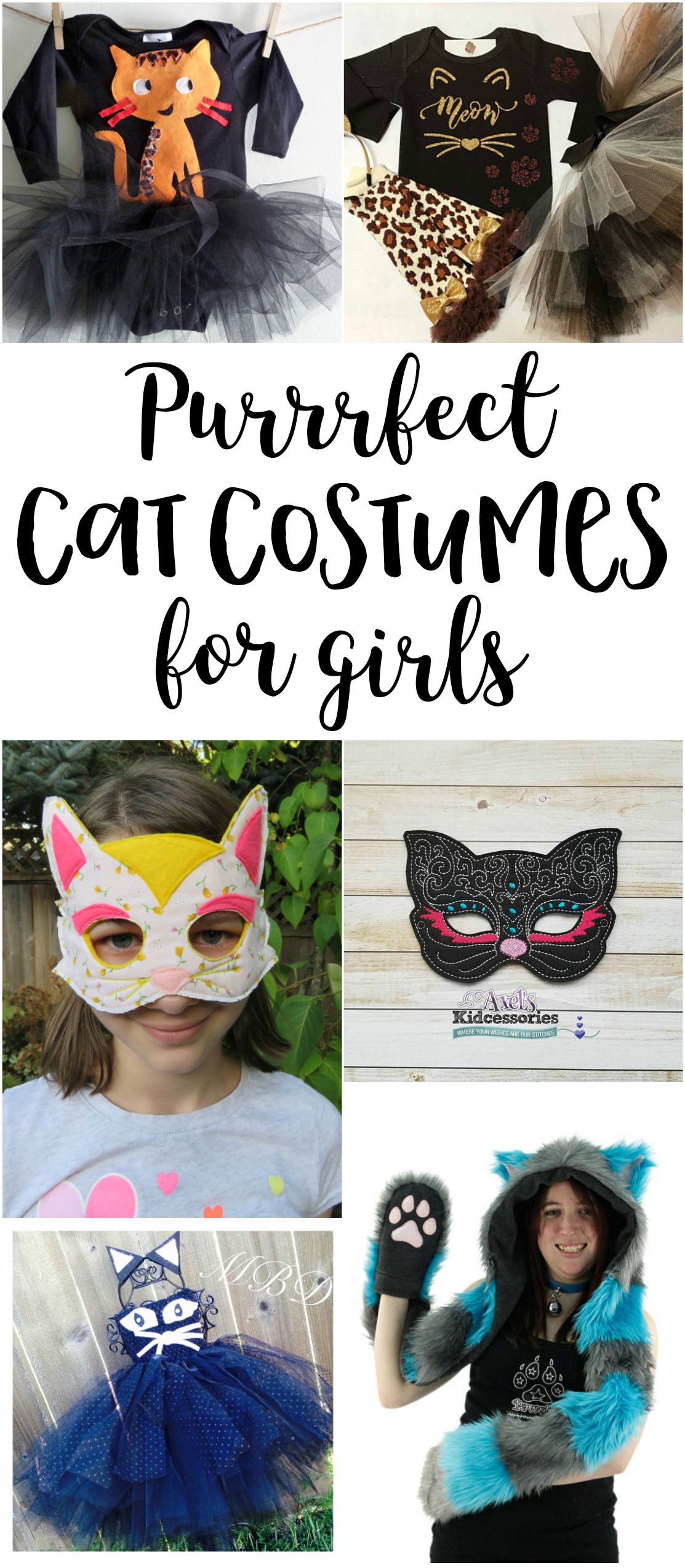 Cat Costumes For Girls