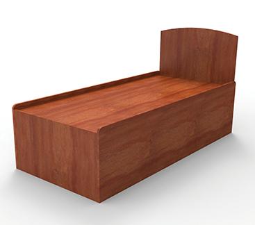 Bed & Headboard