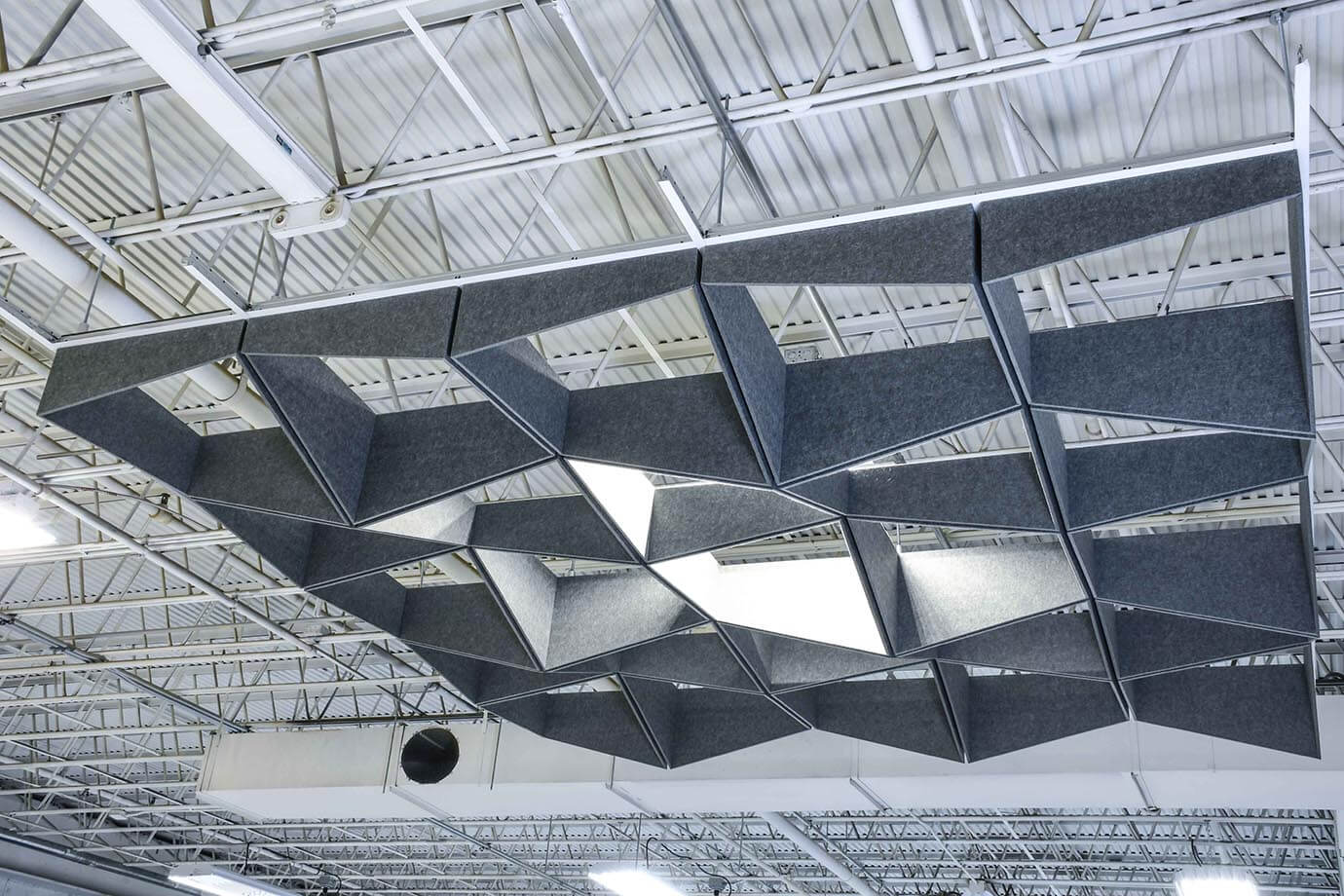 Slice Ceiling Tile
