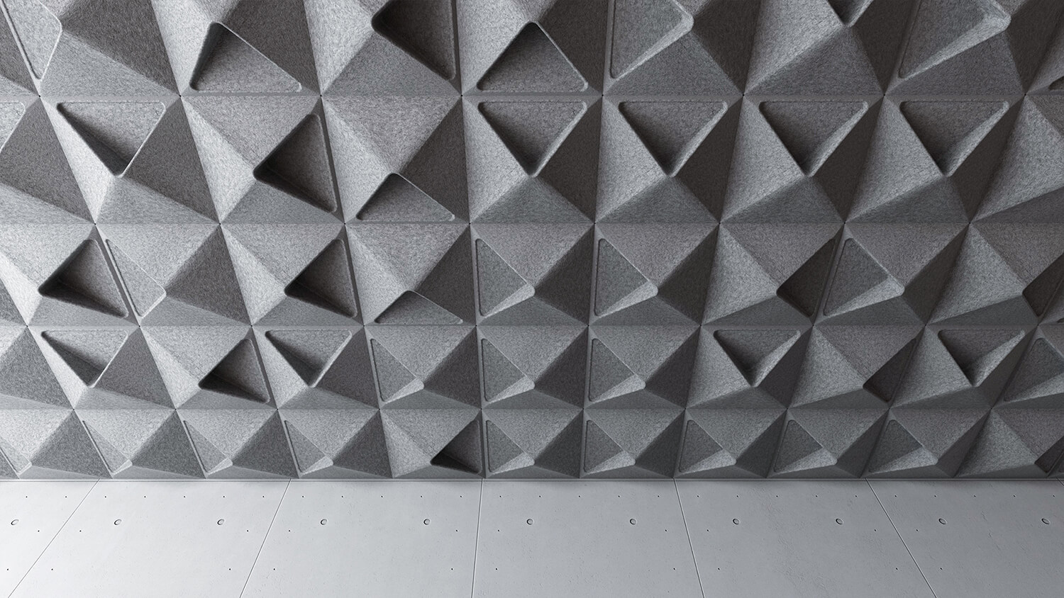 Pyramid Ceiling Tile
