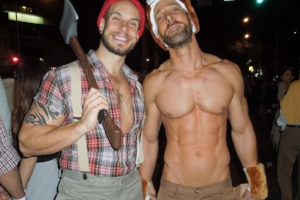 west hollywood halloween carnaval lumberjack.jpg