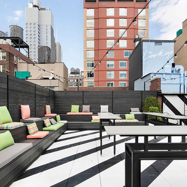Join us after work for roof top cocktails. NO COVER. Sponsored by. @originalpenguin  Door Prizes and more. See you soon.  #gaypride #guysocial #beanoriginal #youfitinhere #gayrooftopparty