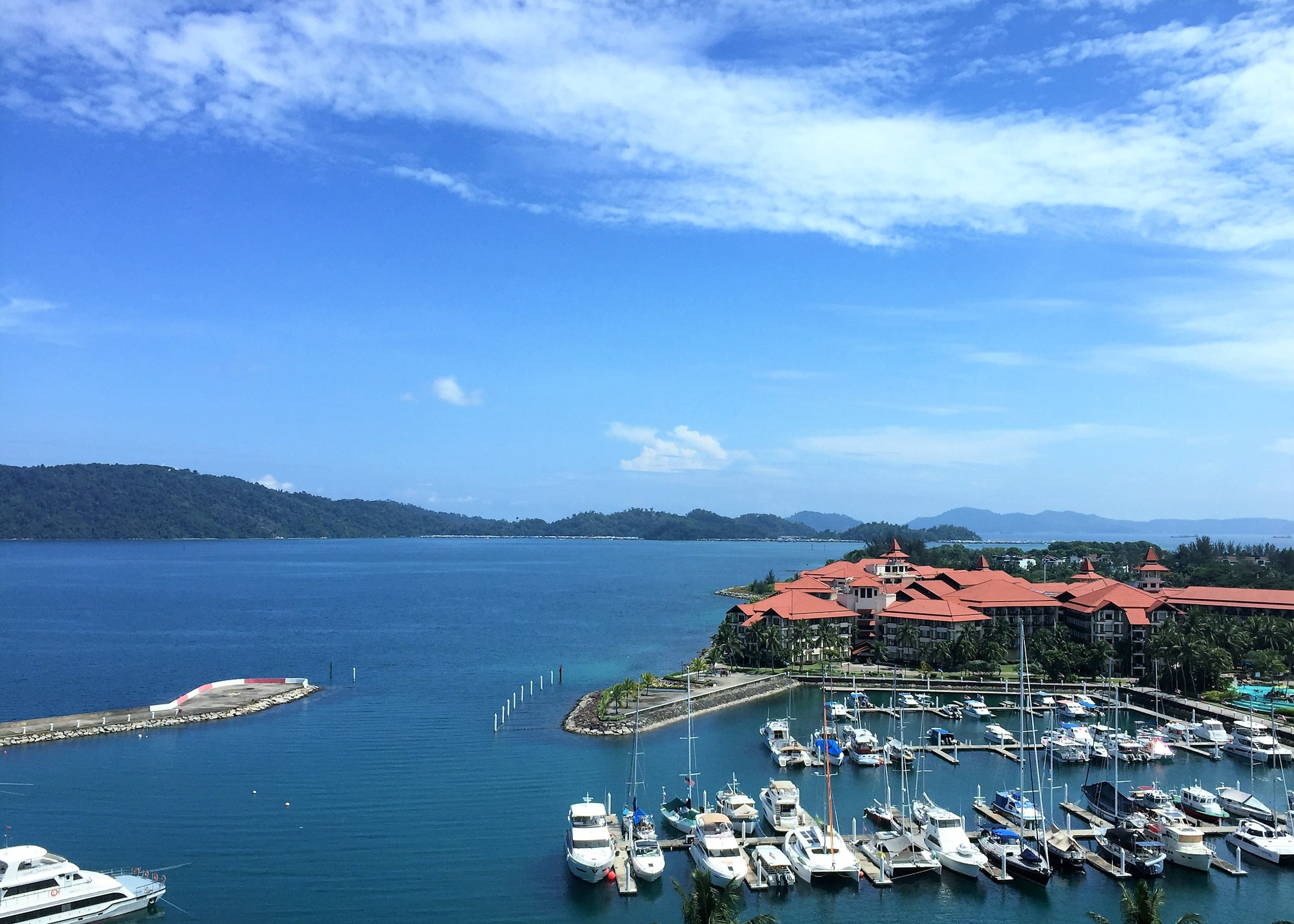 Sutera Harbour Marina & Country Club