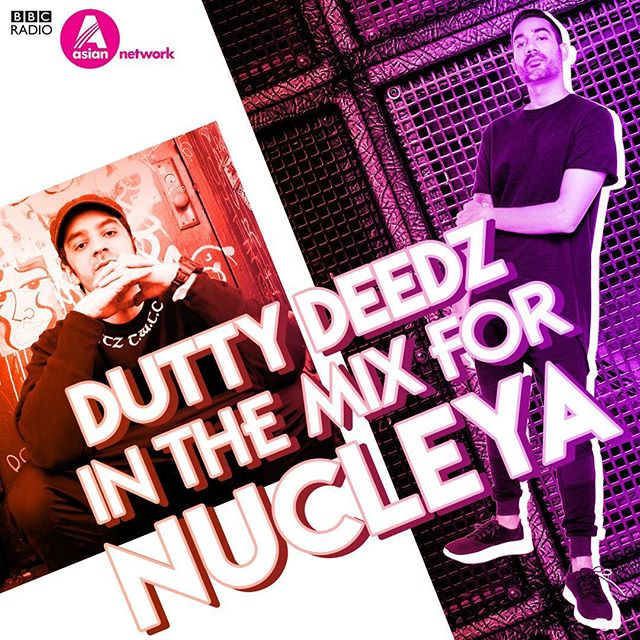 Did a guestmix for #bassraja @nucleya featured on his @bbcasiannetwork radio show! You can now stream the full episode here: https://www.bbc.co.uk/programmes/m0003p55?fbclid=IwAR1xathNvkHR0HqsRPcweuVz1nfmOVxg4QtvrqclXISnj_nBZ0wAiSBXj0w Big ups to Nucleya for the support! 🙏🏼🙏🏼 #nucleya #deedz #thunderfunk #bass #halftime #india #instamusic #databending #indianelectronica #beats #electronicmusic #bbcradio #discover #mumbai #music #sounddesign #photooftheday #igdaily #instapic #digital #bbcasiannetwork #bailefunk #globalbass