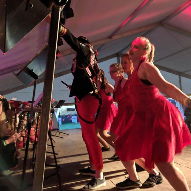 @altekamereren har levererat ytterligare en ledig spelning i Linköping på @studentorkesterfestivalen! Denna gång med gästartister från den andra orkestern i Lund @amcbleckhornen!