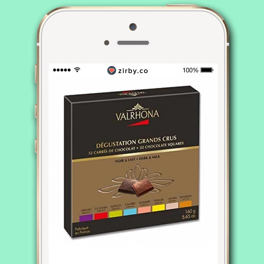 Valrhona Chocolate Gift