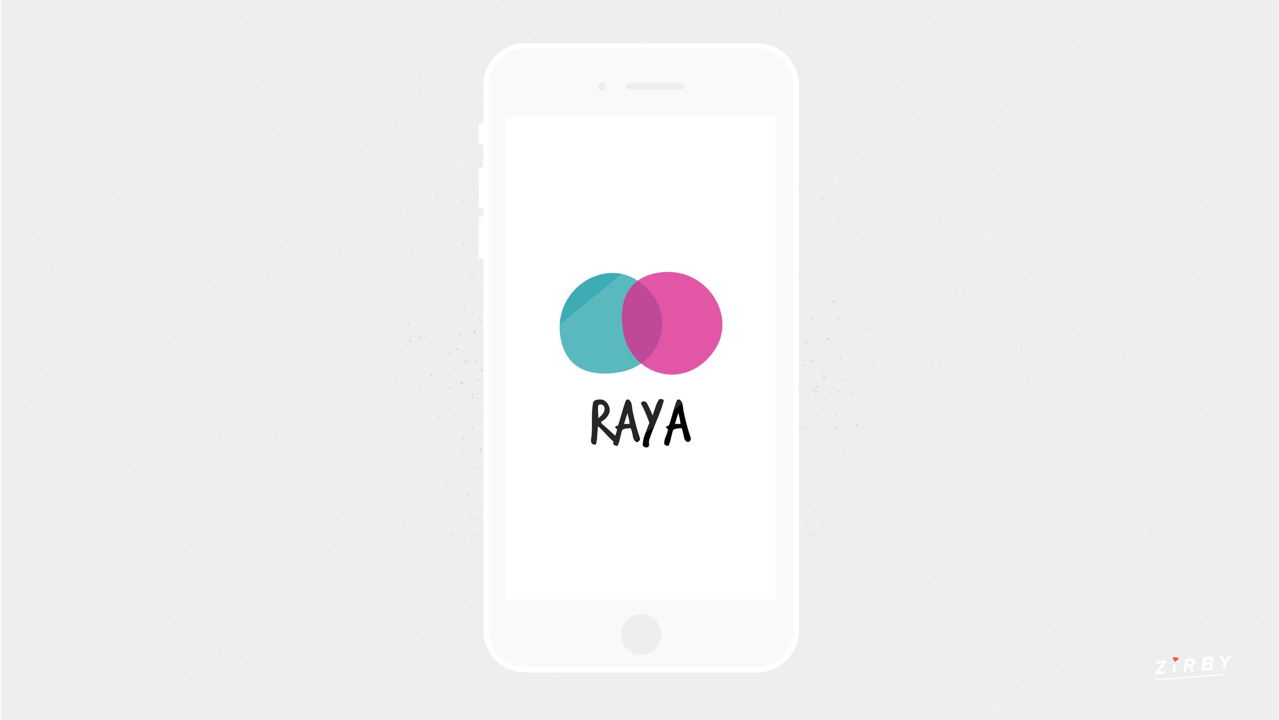 Raya Mobile Dating App