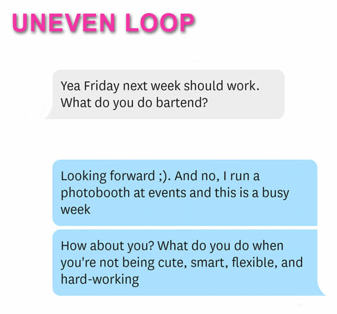 Example of a Bad Engagement Loop