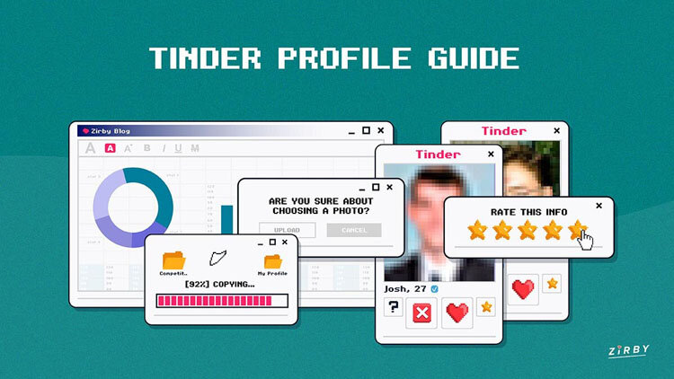 Tinder error upload pictures Tinder now
