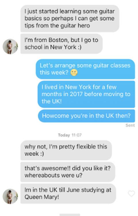 Messaging tinder for tips on Tinder Texting