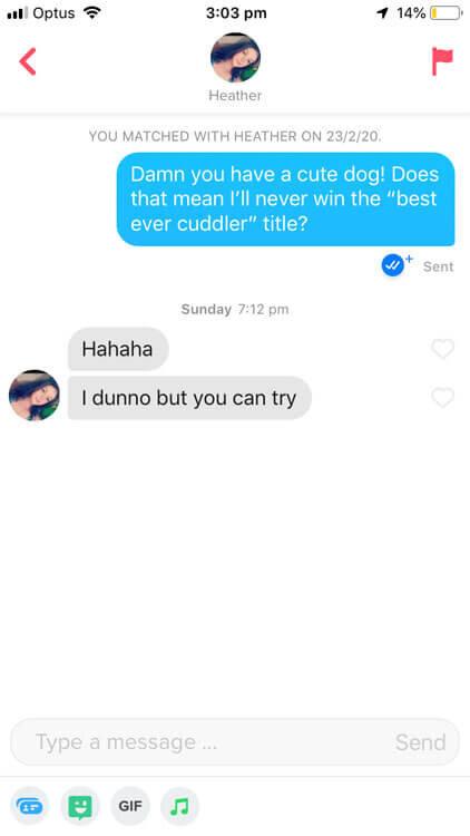 Tinder Sex Openers