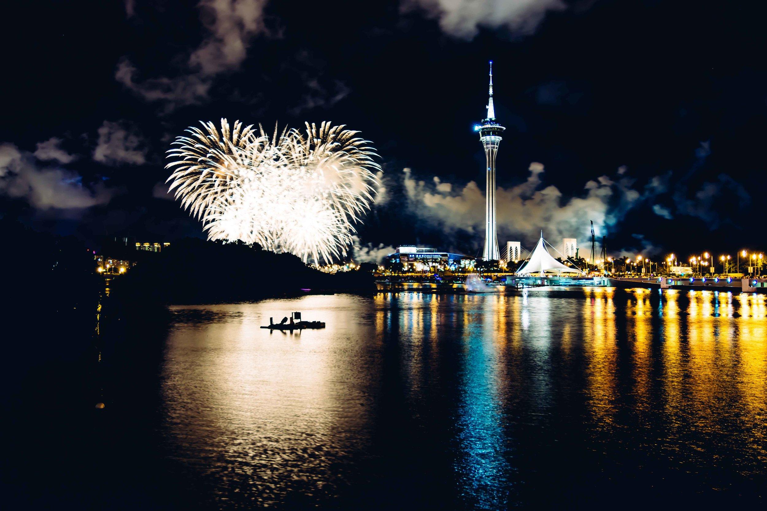 International Fireworks Contest, Macau
