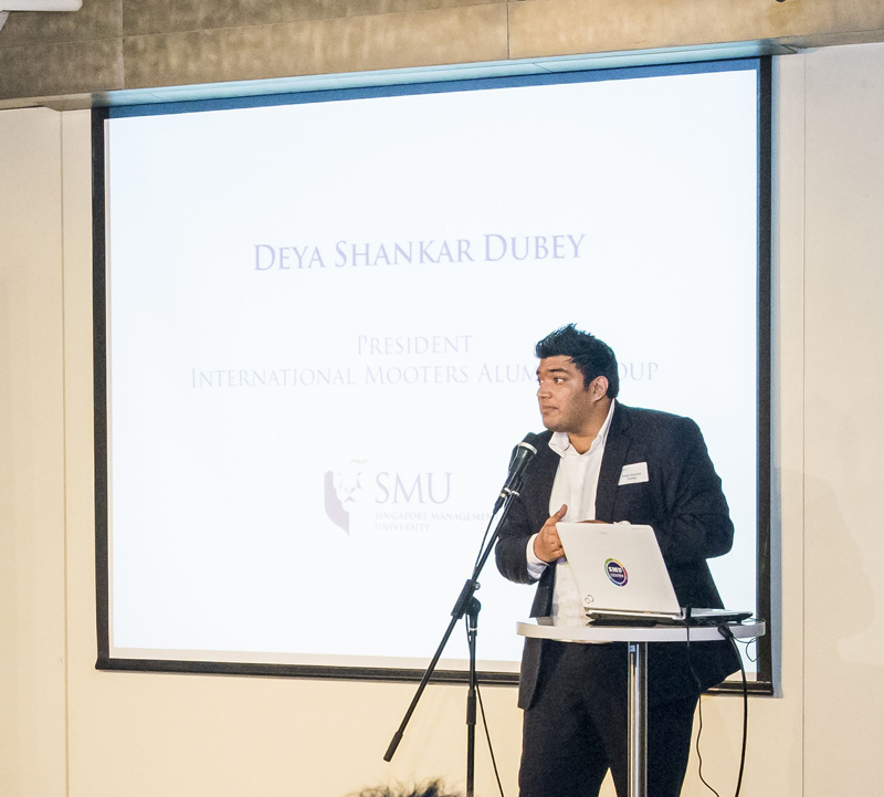Introducing the IMAG: Deya Shankar Dubey, President