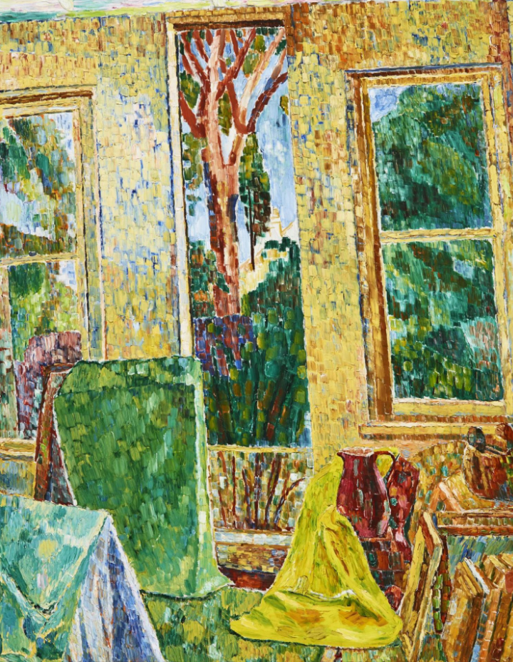 Grace Cossington Smith, The Window, 1956.