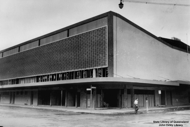 Festival Hall. Image credit -  State Library of Queensland