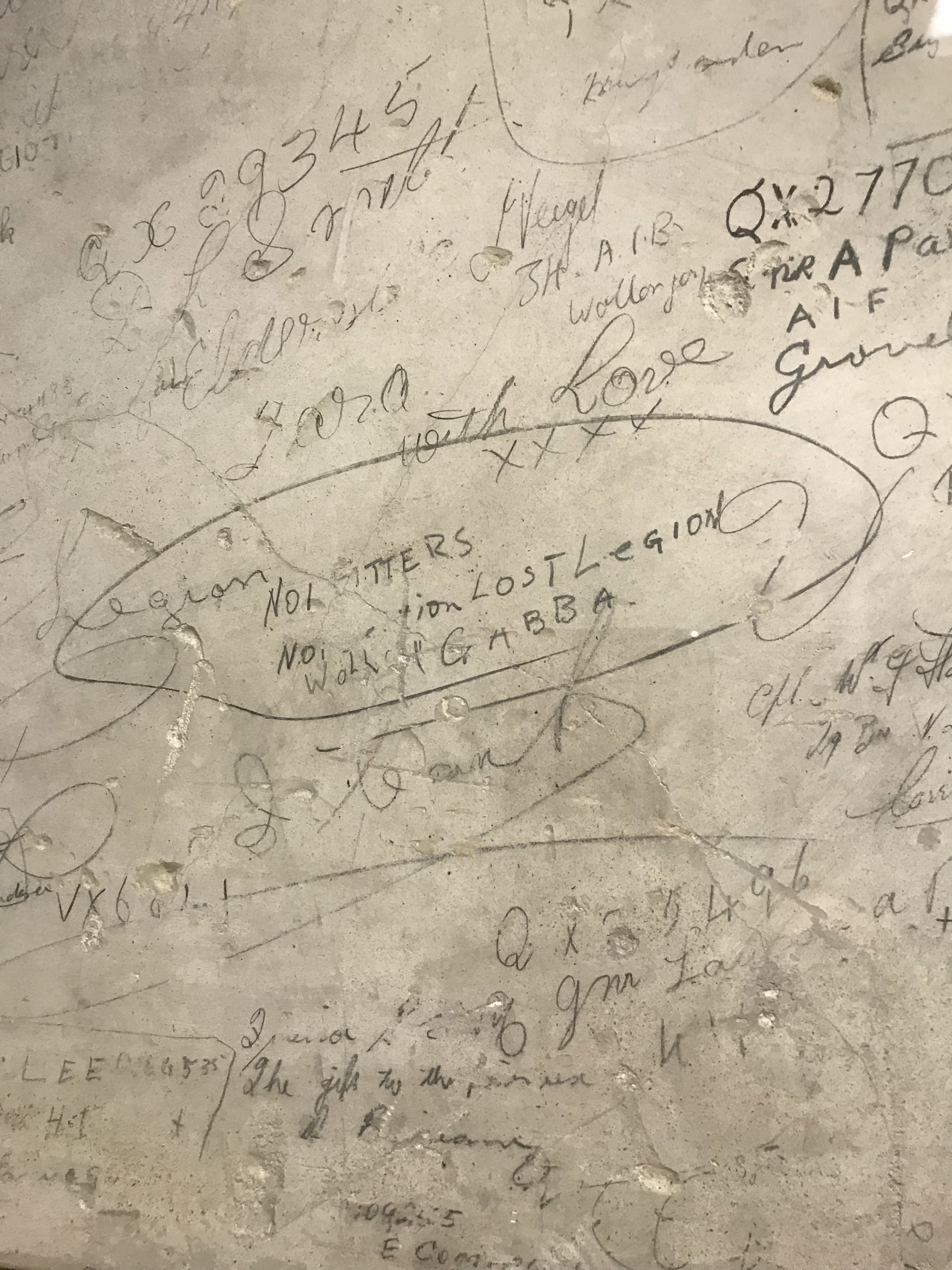 Brisbane City Hall Signature Wall