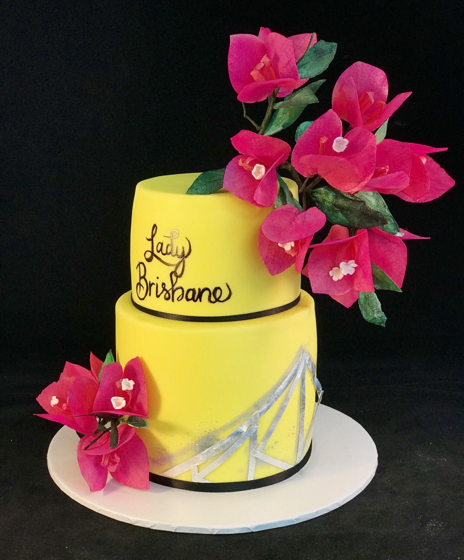 Lady Brisbane International Cake Show Australia