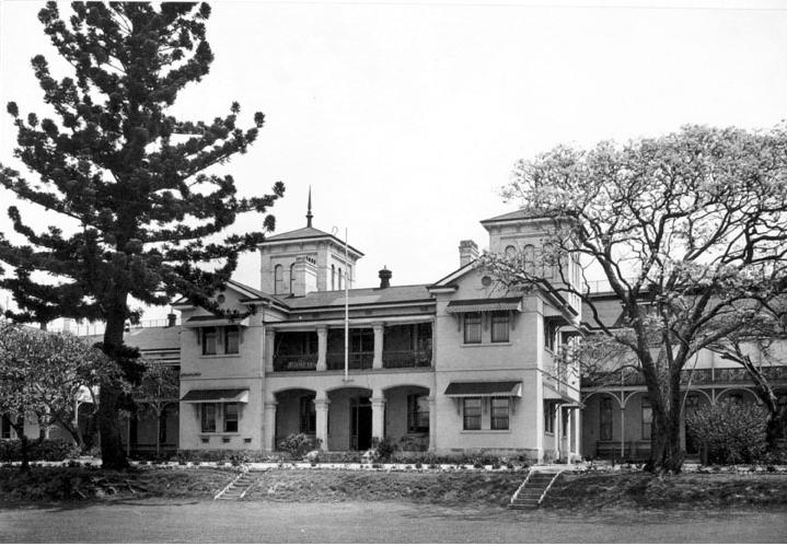 Yungaba in 1950