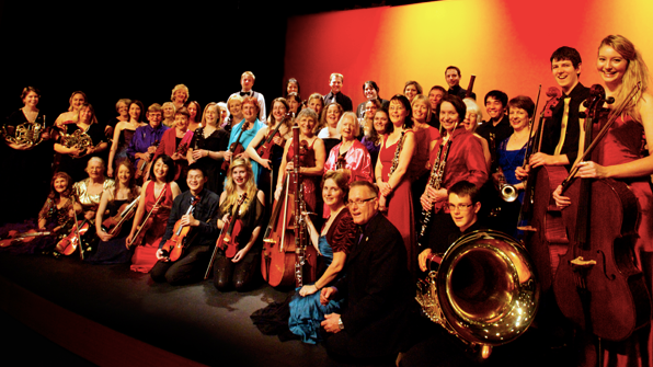 Gold Coast Philamonic Orchestra. Image credit - GC Philamonic Orchestra