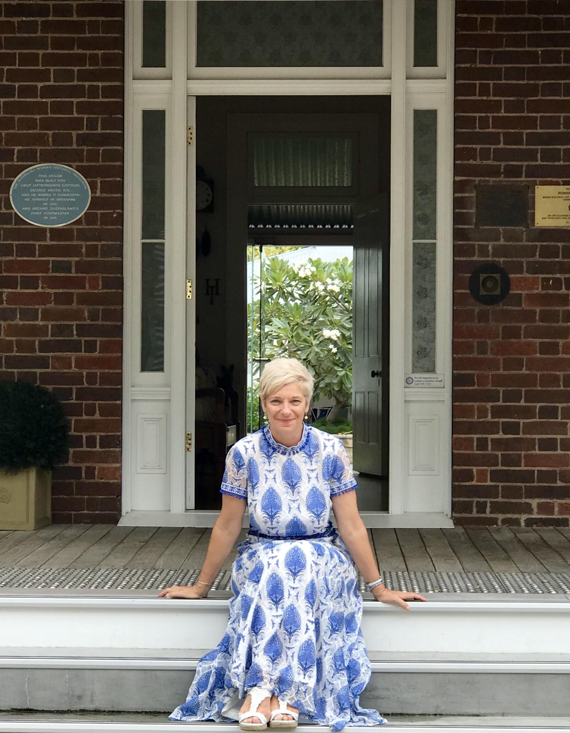Lady Brisbane Hanworth House