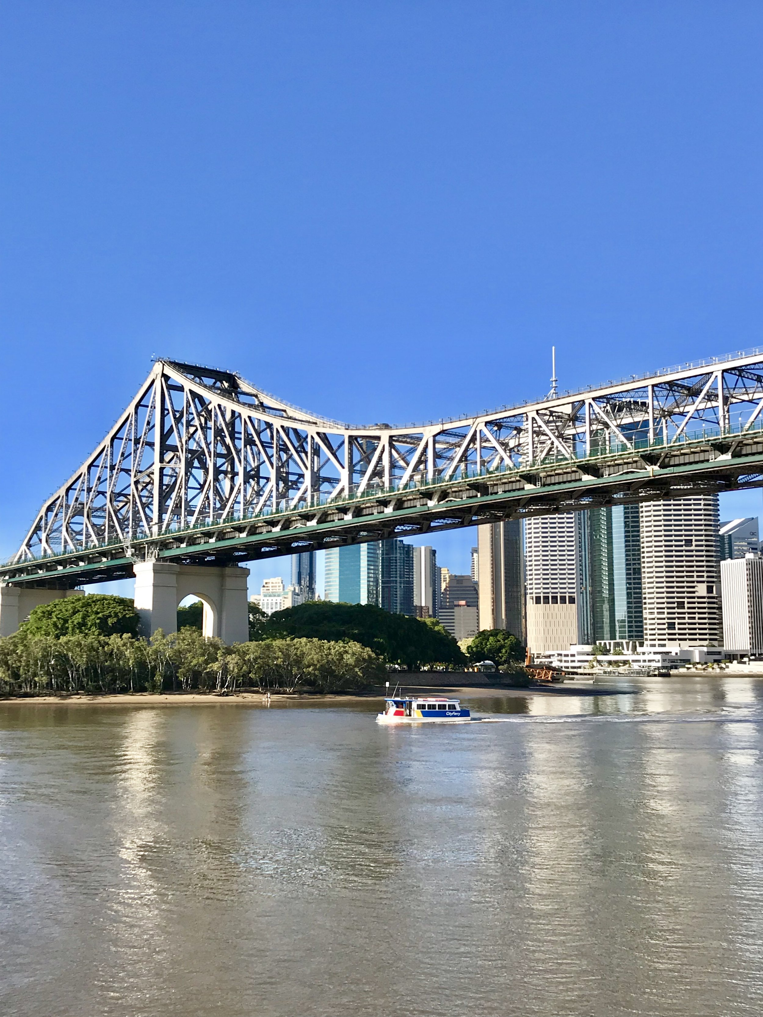 Lady Brisbane Story Bridge