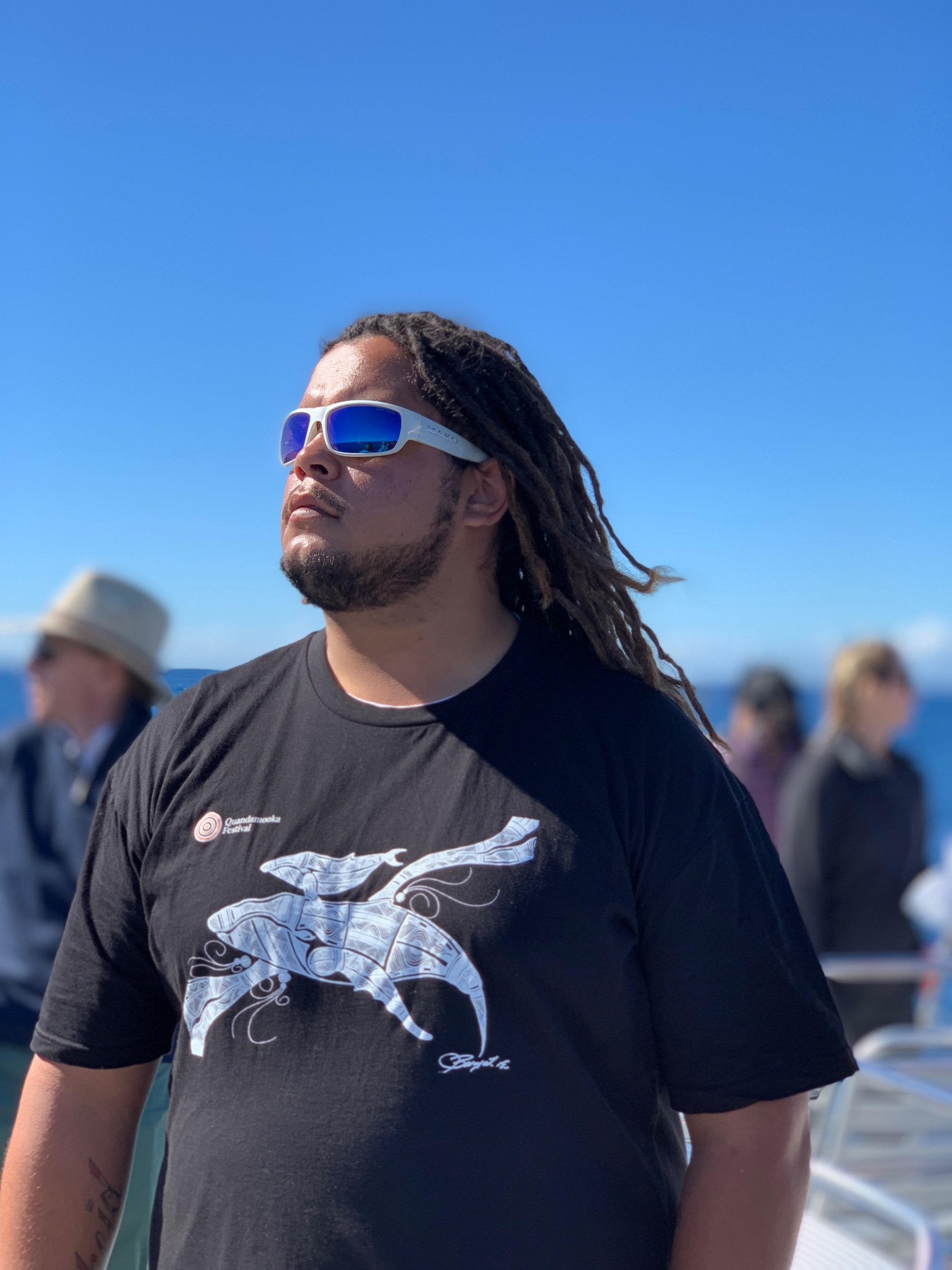 Our Aboriginal cruise guides