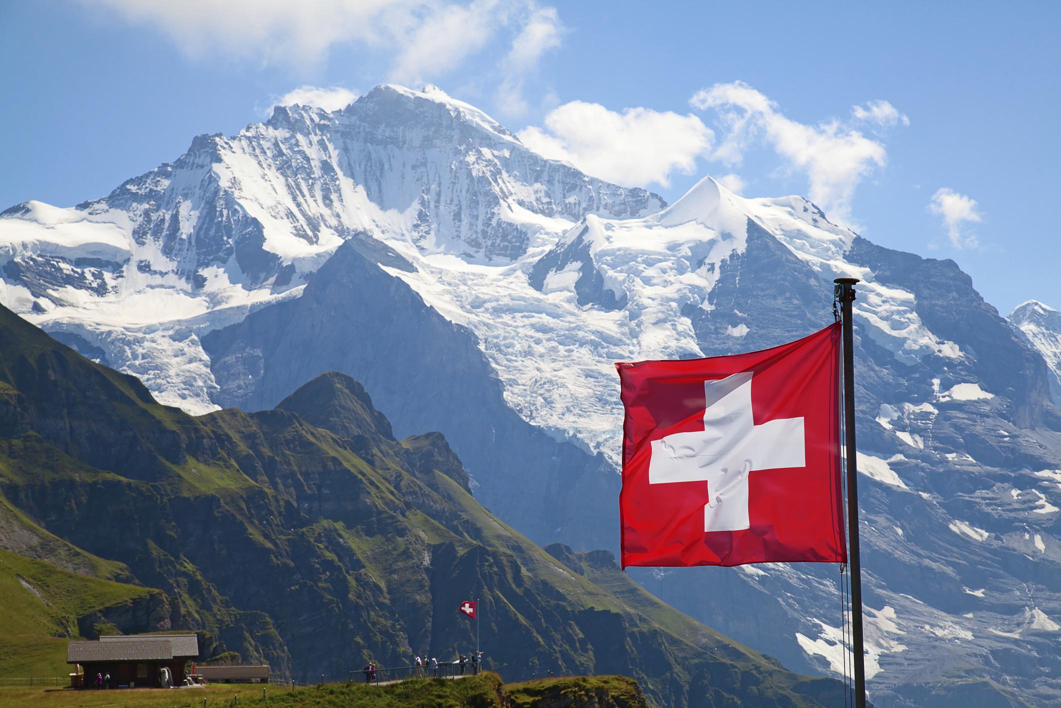 Centres Rigpa en Suisses