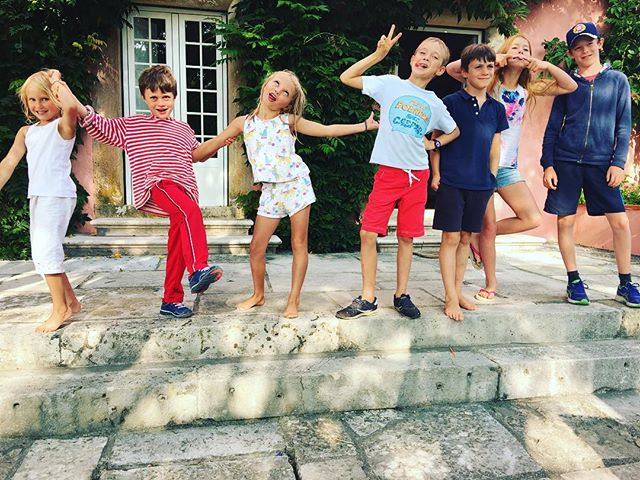 Cousins having fun (just missing one on the other side of the world) #summerholidayswhydotheyhavetoend