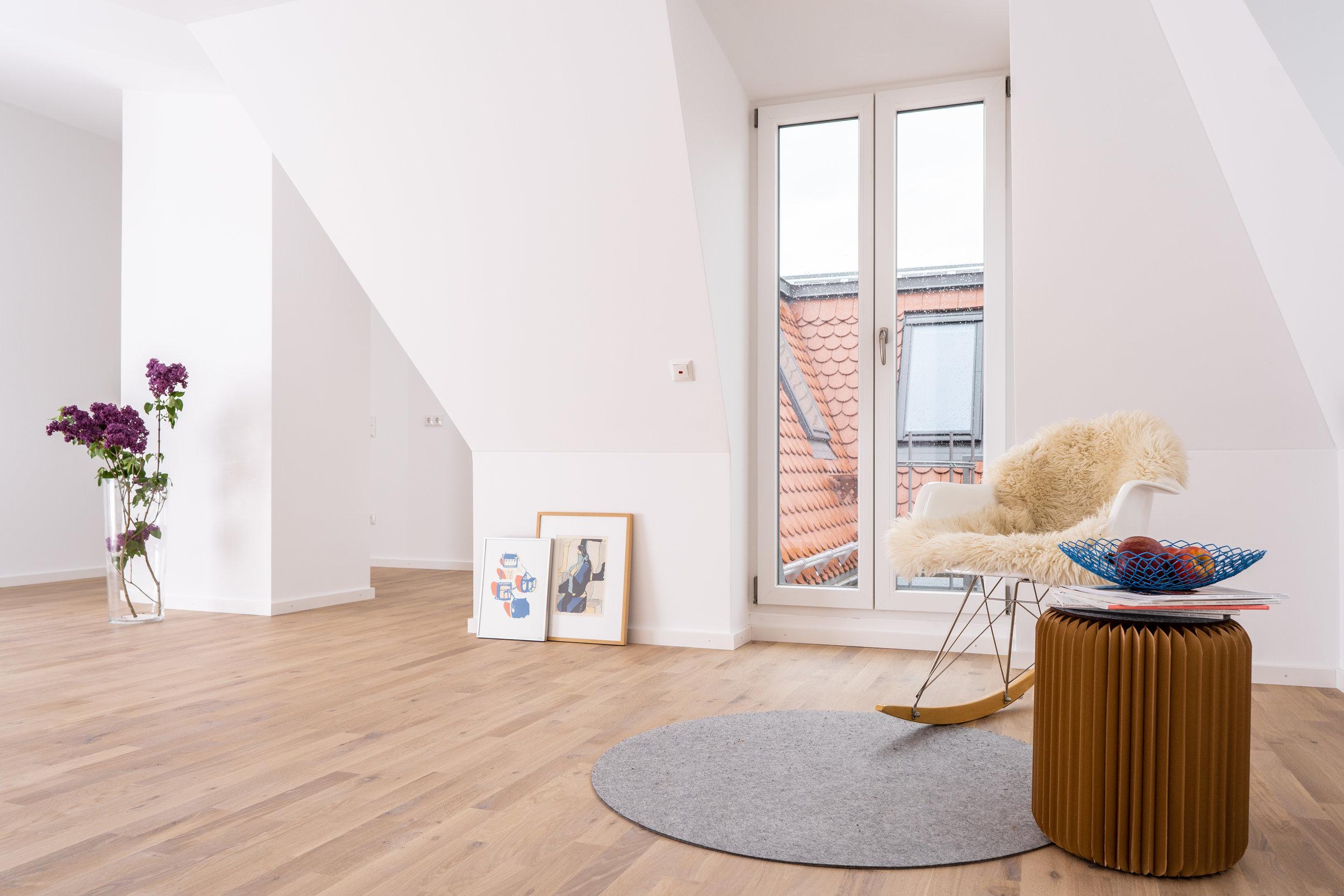 Interior shoot for Architekturbüro Schmidmaier