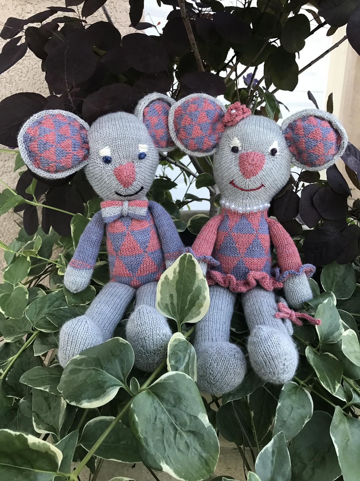 Debi's (dbukko) Mr and Mrs Alex Mouse