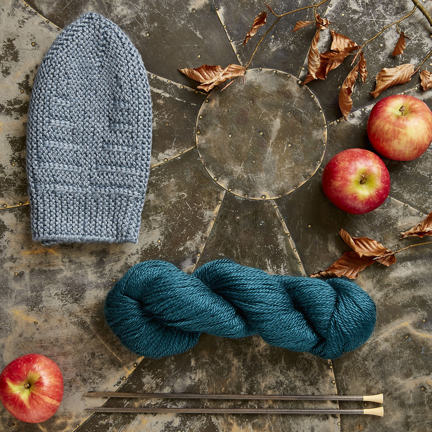 It's feeling very autumnal here, so hats at the ready! Image © Jesse Wild.