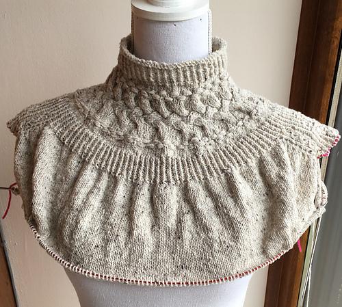 Alix's (AlixPearson) Bright Sweater  by Junko Okamoto