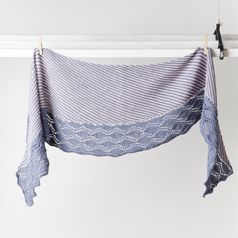Nissolia shawl by Martina Behm hanging.jpg