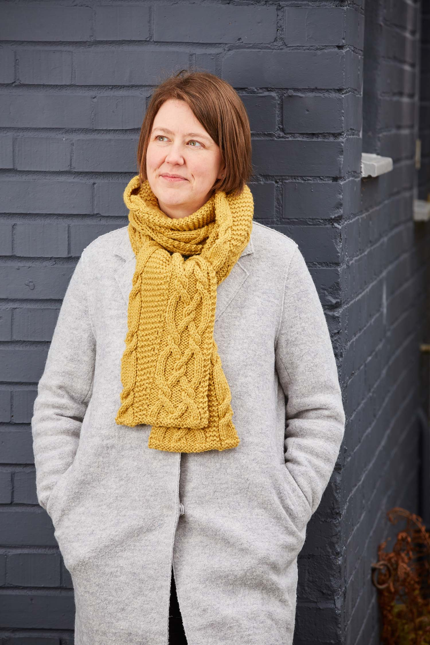 If I start a Yellow Wagtail Scarf in May, will it be done by September?  Image © Jesse Wild