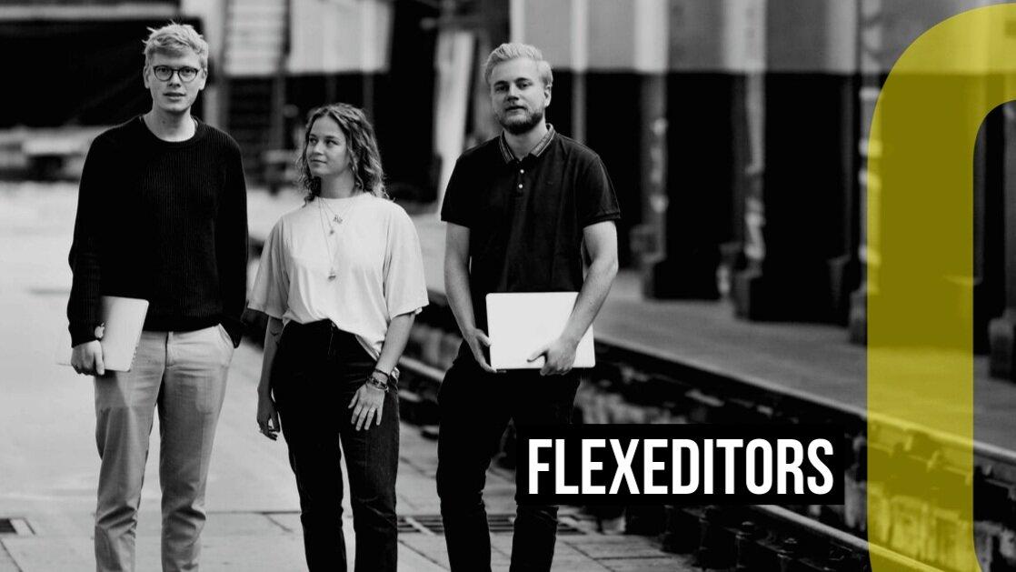 JANA | REBRANDING @ FLEXEDITORS