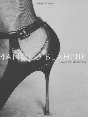 Manolo Blahnik by Colin McDowell