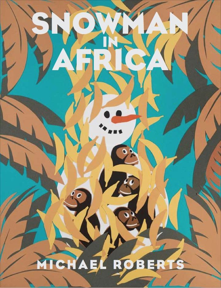 Snowman in Africa