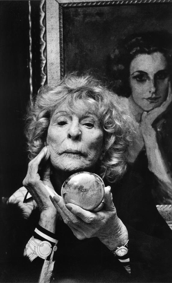 Leni Riefenstahl, Vanity Fair, Pocking, Germany, 2000