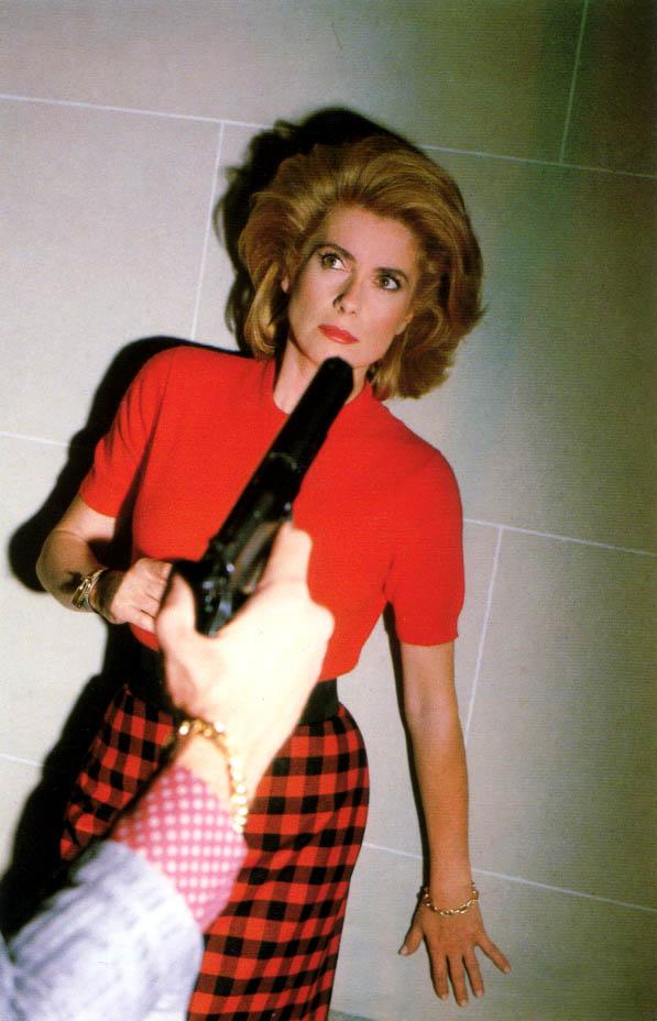 Catherine Deneuve, Nouvel Observateur, Paris, 1983