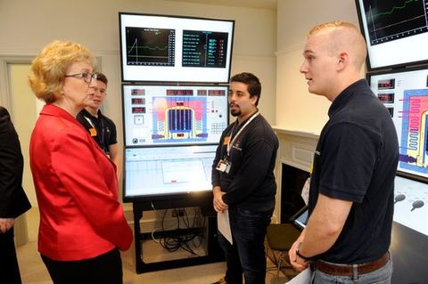 20151112 Leadsom at Hinkley C with Apprentices.jpg
